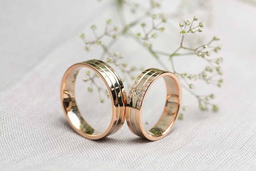 Обручальные кольца с завода: надежно, выгодно, эксклюзивно