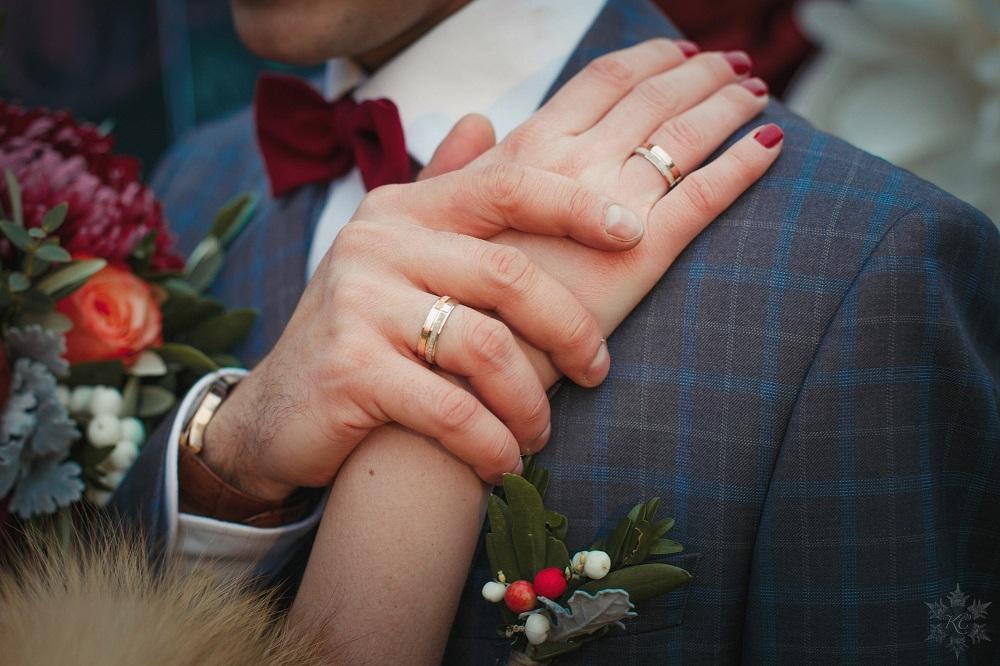 Выбираем обручальное кольцо правильно